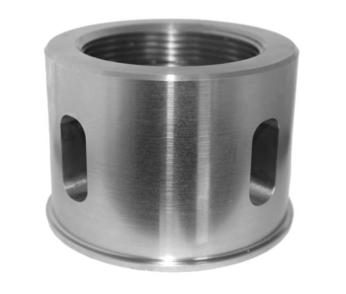 DOM Steel Tubing Heavy Duty Coupling Nut for the Rail Industry