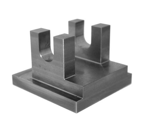 Gray Cast Iron Mounting Block for the Precision Pump Industry
