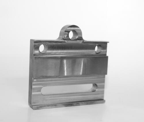 303 Stainless Steel Motor Mount for the Food Packaging Automation Industry