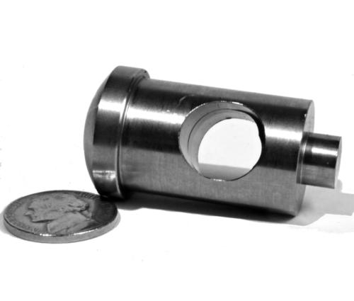 304 Stainless Steel Release Button for the Industrial Automation Industry